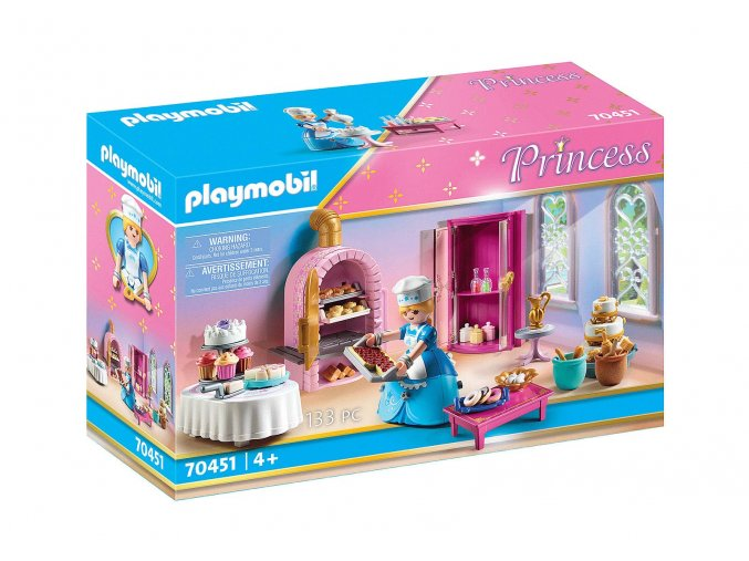 Playmobil 70451 Zámecká cukrárna