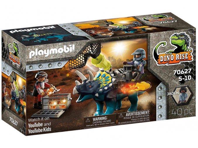 Playmobil 70627 Triceratops: Spor o legendární kameny