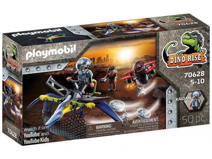 Playmobil 70628 Pteranodon: Útok ze vzduchu