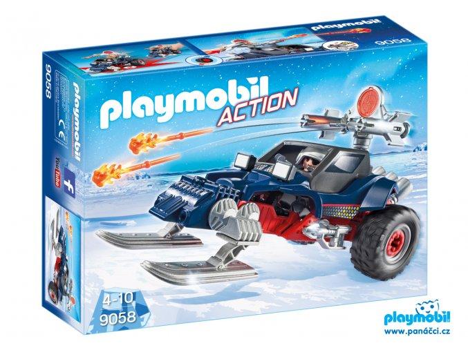 Playmobil 9058 Skútr ledních pirátů