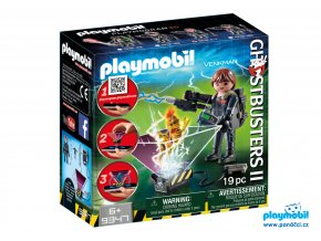 Playmobil 9347 Lovec duchů Peter Venkman Playmogram 3D
