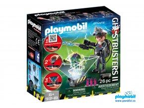 Playmobil 9348 Lovec duchů Raymond Stantz Playmogram 3D