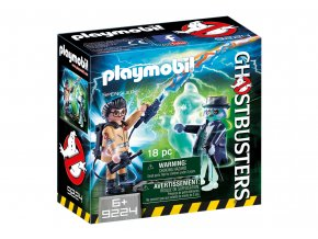 Playmobil 9224 Ghostbusters - Spengler a duch