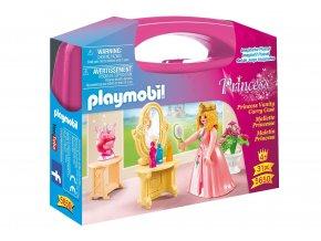 Playmobil 5650 Přenosný box malý - Princezna