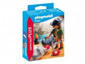 Playmobil 5384 Hledač diamantů