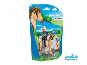 Playmobil 9260 Policista na koni
