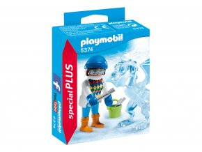 Playmobil 5374 Umělkyně s ledovou sochou