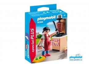Playmobil 9088 Kebab gril