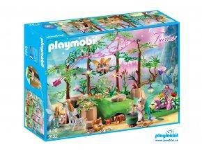 Playmobil 9132 Kouzelný les s vílami