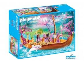 Playmobil 9133 Romantická loď s vílami