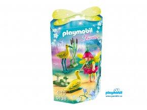 Playmobil 9138 Víla a její přátelé - Čápi