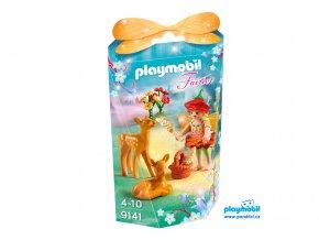 Playmobil 9141 Víla a její přátelé - Koloušek
