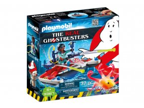 Playmobil 9387 Zeddemore a vodní skútr