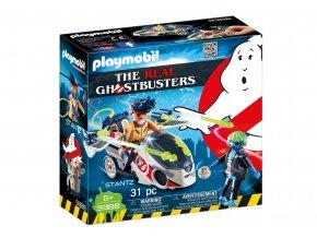 Playmobil 9388 Stantz se Skybike