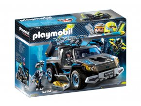 Playmobil 9254 Pick-up Dr. Drona