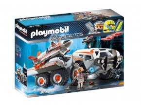 Playmobil 9255 Špionážní bojový vůz