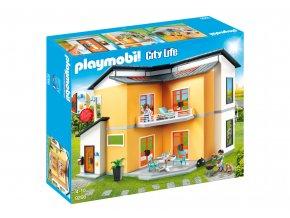 Playmobil 9266 Moderní obytný dům