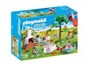 Playmobil 9272 Zahajovací párty