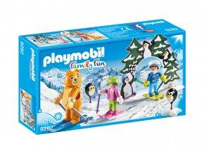 Playmobil 9282 Lyžařská škola