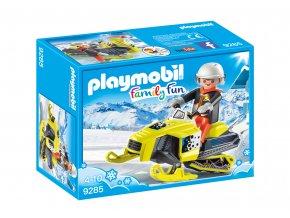 Playmobil 9285 Sněžný skútr