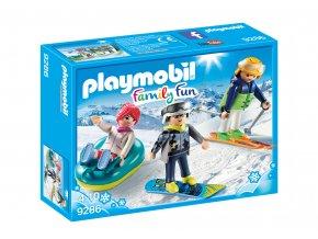 Playmobil 9286 Zimní sportovci