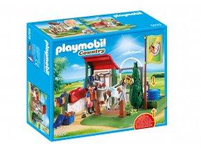Playmobil 6929 Mycí box pro koně