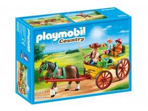 Playmobil 6932 Koňský kočár