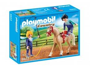 Playmobil 6933 Drezúra