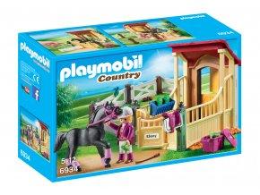 Playmobil 6934 Box pro koně Arabský kůň