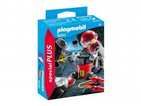 Playmobil 9092 Odstřel skály
