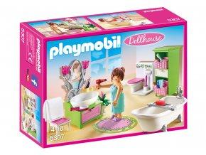 Playmobil 5307 Romantická koupelna