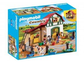 Playmobil 6927 Farma s poníky