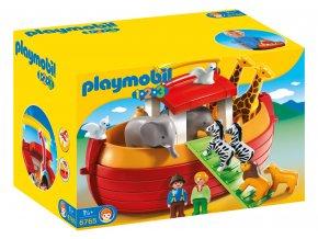 Playmobil 6765 Noemova archa 1.2.3