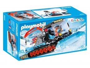 Playmobil 9500 Sněžná rolba