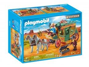 Playmobil 70013 Westernový kočár