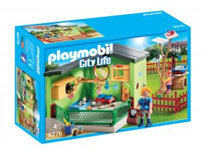 Playmobil 9276 Chovná stanice pro kočky