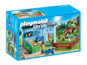 Playmobil 9277 Chovná stanice pro malá zvířátka
