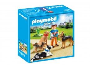 Playmobil 9279 Cvičitel psů