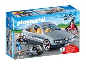 Playmobil 9361 Vozidlo speciální jednotky