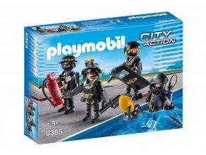 Playmobil 9365 Speciální jednotka