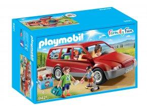 Playmobil 9421 Rodinné auto
