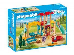 Playmobil 9423 Dětské hřiště