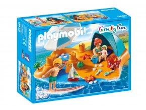 Playmobil 9425 Rodina na pláži