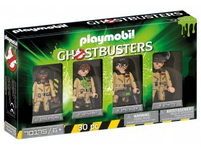 Playmobil 70175 Set figurek Ghostbusters™
