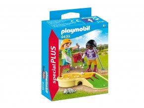 Playmobil 9439 Dětský minigolf