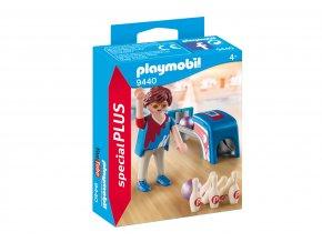 Playmobil 9440 Hráč bowlingu