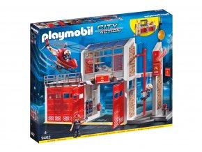 Playmobil 9462 Velká požární stanice