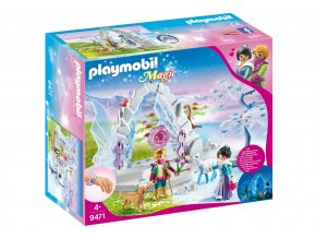 Playmobil 9471 Křišťálová brána do zimního světa