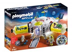 Playmobil 9487 Mars - vesmírná stanice