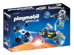 Playmobil 9490 Satelitní laser na ničení meteoritů